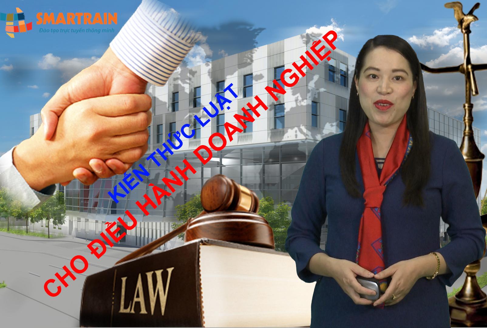 Kiến thức Luật cho điều hành doanh nghiệp