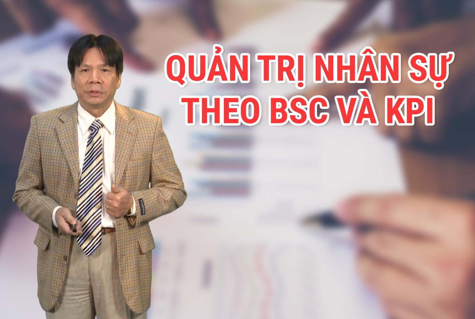 Quản trị nhân sự theo BSC và KPI
